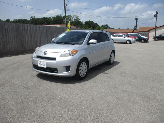 2011 Silver /Black Cloth Scion xD (JTKKU4B44B1) with an 1.8L L4 DOHC16V engine, 4-Speed Automatic transmission, located at 23980 F.M 1314, Porter, TX, 77365, (281) 354-3355, 30.104134, -95.249527 - Photo #0
