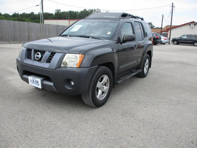 2007 Nissan Xterra S 2WD (5N1AN08U07C) with an 4.0L V6 DOHC 24V engine, located at 23980 F.M 1314, Porter, TX, 77365, (281) 354-3355, 30.104134, -95.249527 - Photo #0